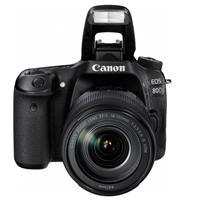 佳能(Canon)EOS 80D 单反相机 单反套机(EF-S 18-135mm f/3.5-5.6 IS USM 单反镜头)